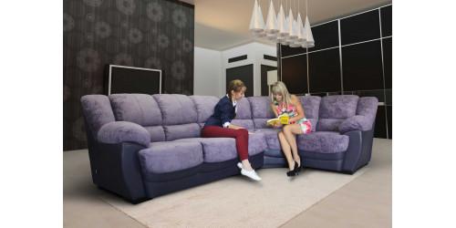 Угловой диван Амелия