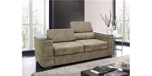 Модульный диван Берлин 2 с реклайнерами